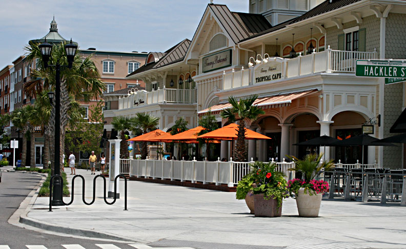 market common myrtle beach blog, market common and withers preserve