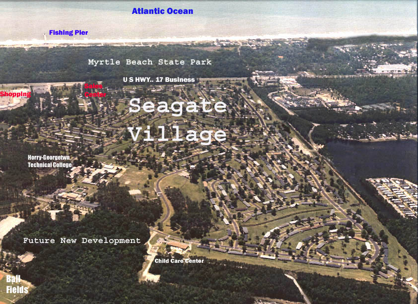 Seagate Village - Myrtle Beach